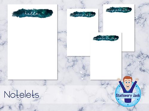 Ocean Galaxy Notelets