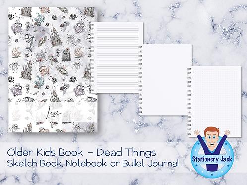 Older Kids Book - Dead Things