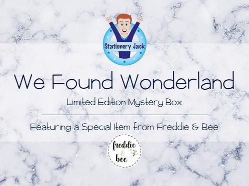 We Found Wonderland