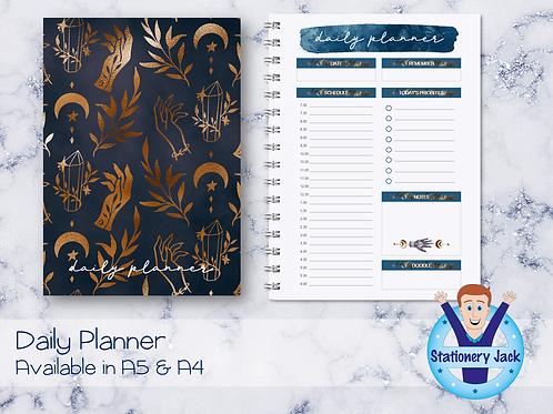 Midnight Magic Daily Planner