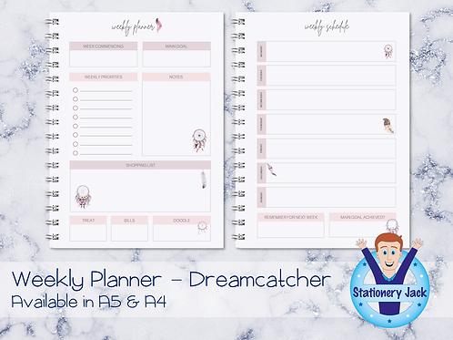 Dreamcatcher Personal Planner