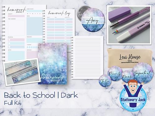 Back to School Kit - Dark