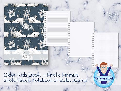Older Kids Book - Arctic Animals