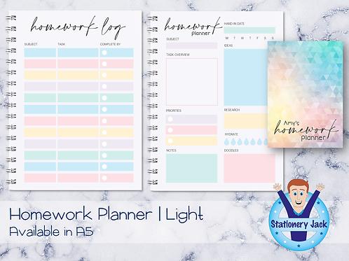 Homework Planner - Light Version