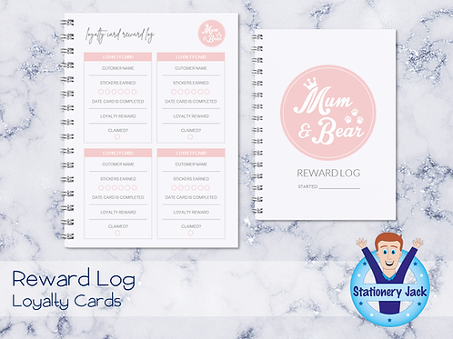Reward Log - Loyalty Cards