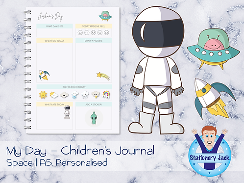 Space Kids Journal