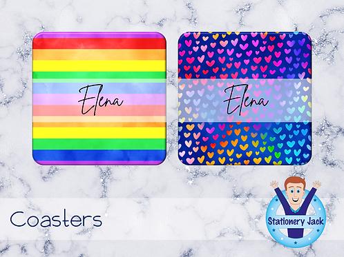 Pride Love Coaster