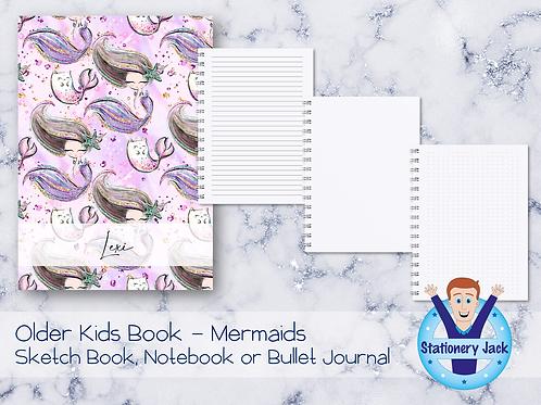 Older Kids Book - Mermaids