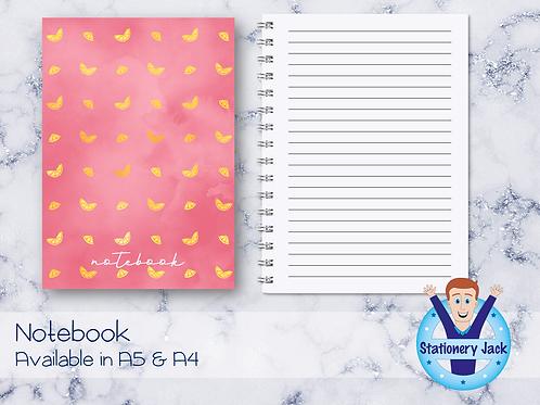 Lemonade Notebook