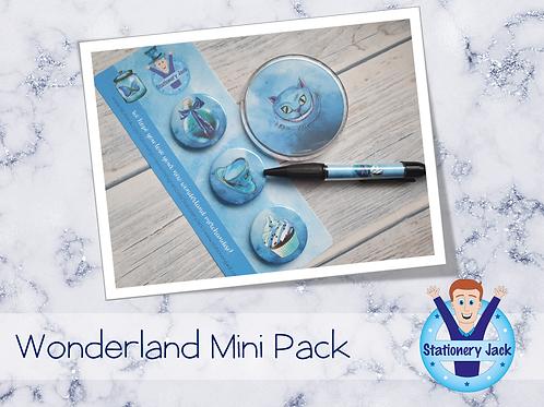 Wonderland Mini Pack