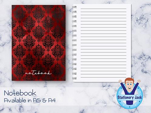 Temptation Notebook