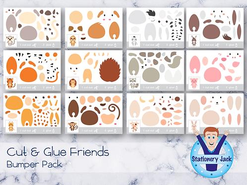 Cut & Glue Bumper Pack