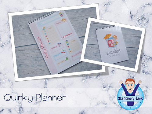 Quirky Planner