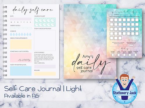 Self Care Journal - Light Version