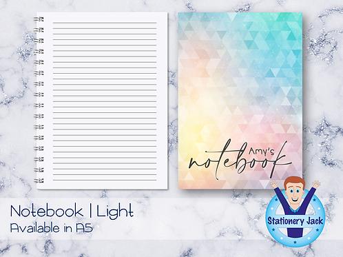 Notebook - Light