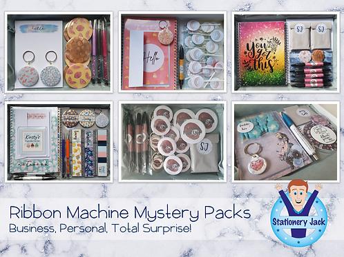 Ribbon Machine Mystery Packs