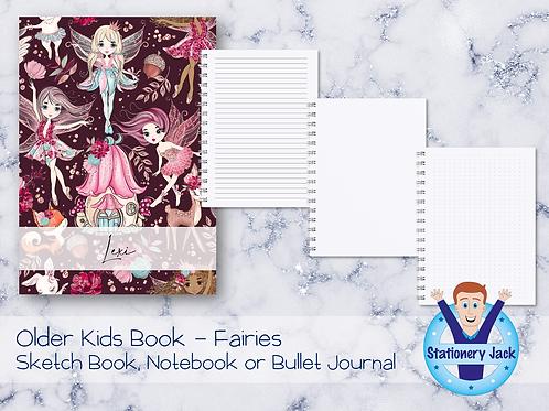 Older Kids Book - Fairies