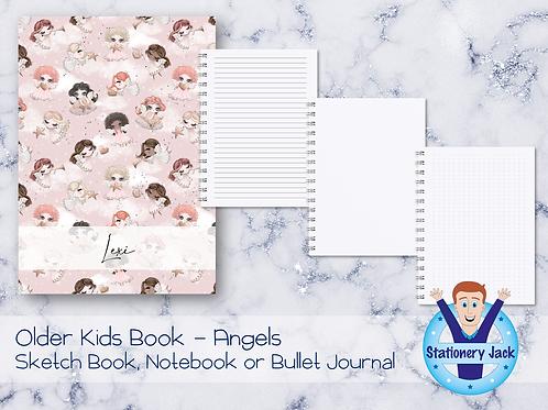 Older Kids Book - Angels