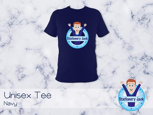 Unisex Tee - Navy