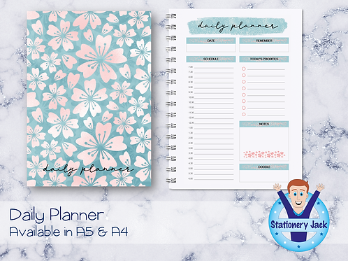 Sakura Daily Planner