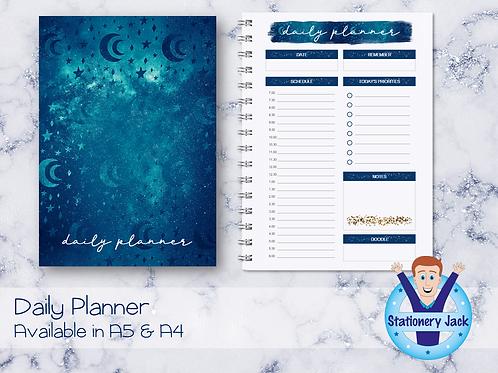 Ocean Galaxy Daily Planner