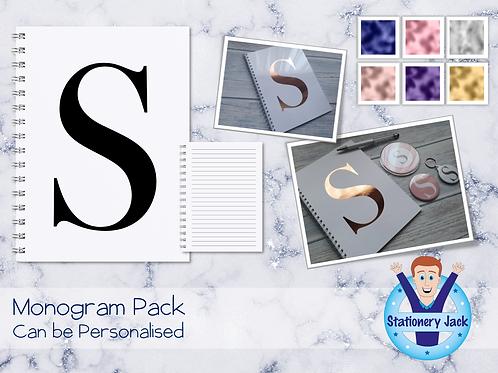 Monogram Pack