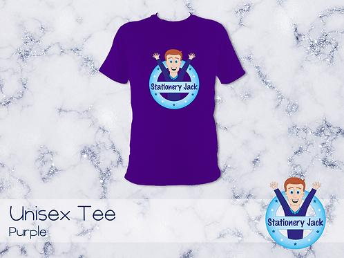 Unisex Tee - Purple