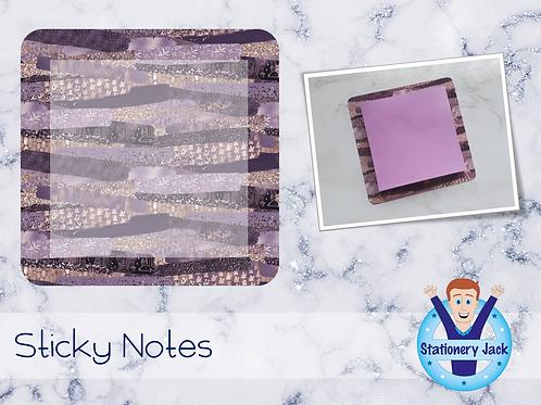 Amethyst Sticky Notes