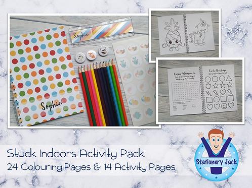 Stuck Indoors Kids Pack