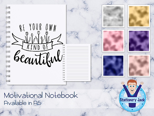 Own Kind of Beautiful Notebook
