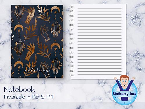 Midnight Magic Notebook