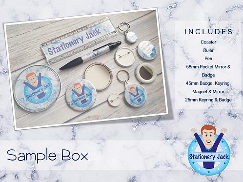 Promo Sample Box