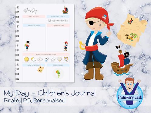 Pirate Kids Journal