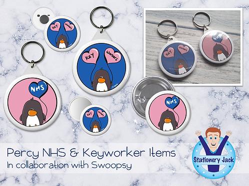 Percy NHS & Keyworker Items