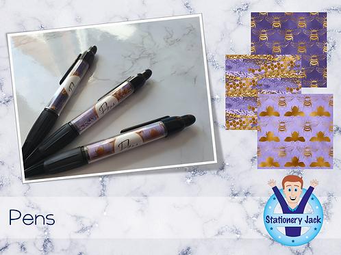 Lavender Honey Pen