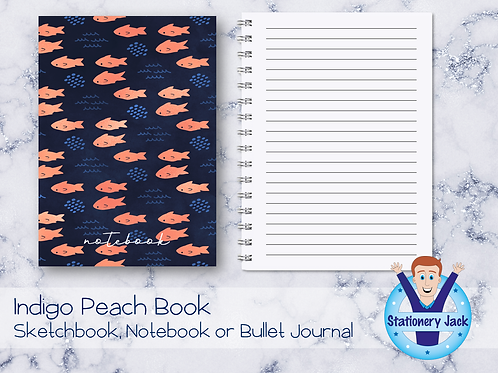 Indigo Peach Book