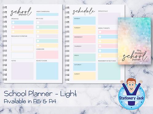 School Planner - Light Version
