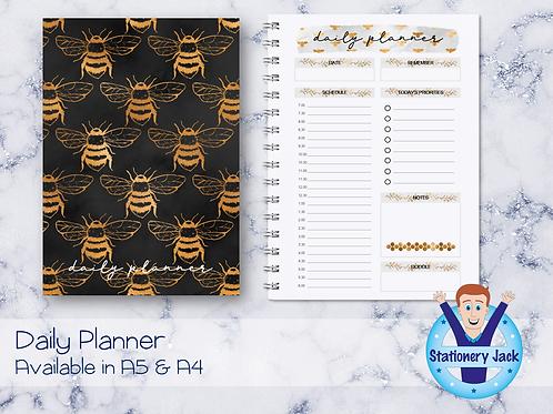 Honey Bee Daily Planner