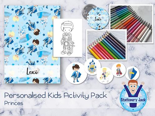 Princes Kids Activity Pack