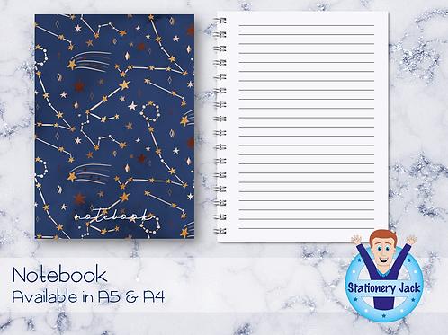 Boho Celestial Notebook