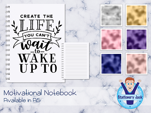 Create The Life Notebook