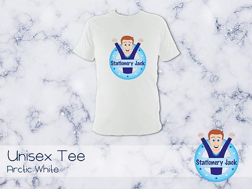 Unisex Tee - Arctic White