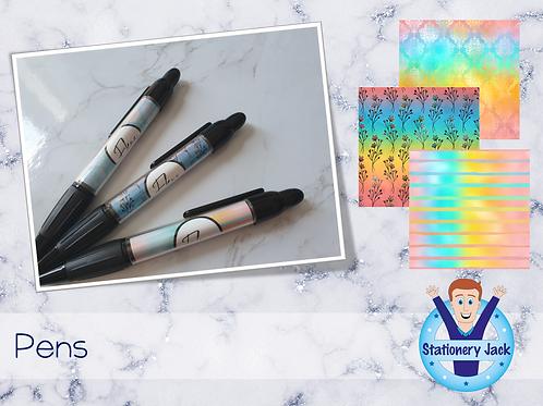 Neon Rainbow Pen