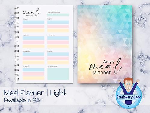 Meal Planner - Light Version