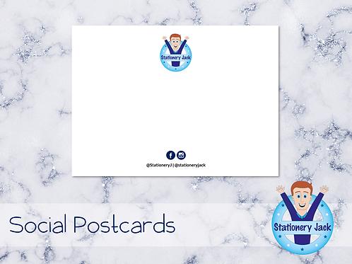 Social Postcards
