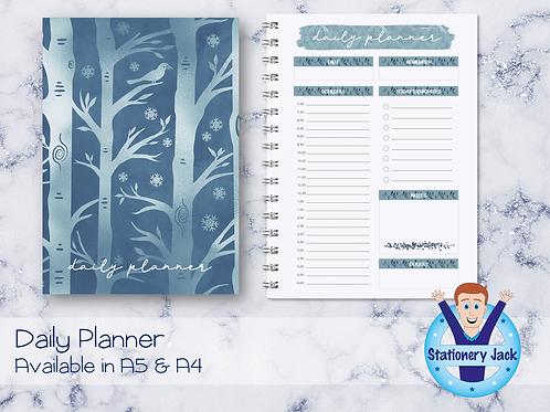 Glacier Daily Planner
