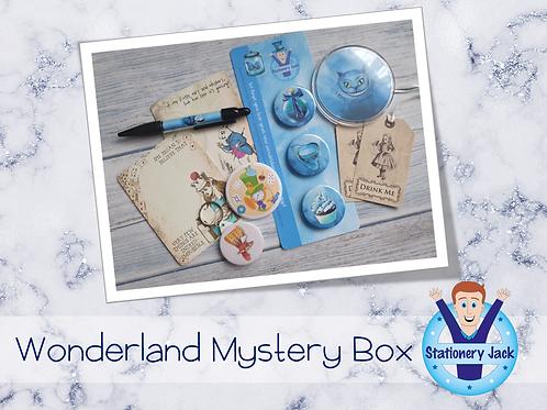Wonderland Mystery Box