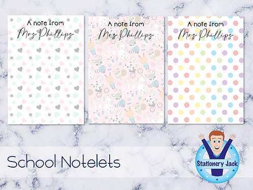 School Notelets