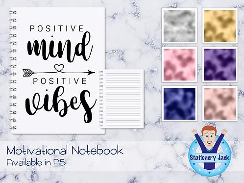 Positive Mind Notebook