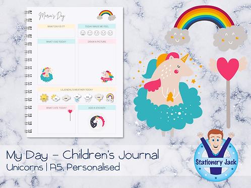 Unicorn Kids Journal